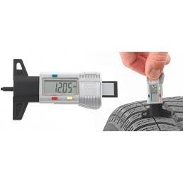STAHLWILLE Electronic tyre tread Vernier gauge - 1
