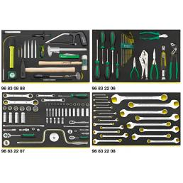 STAHLWILLE 13214 WW Line maintenance set - 1