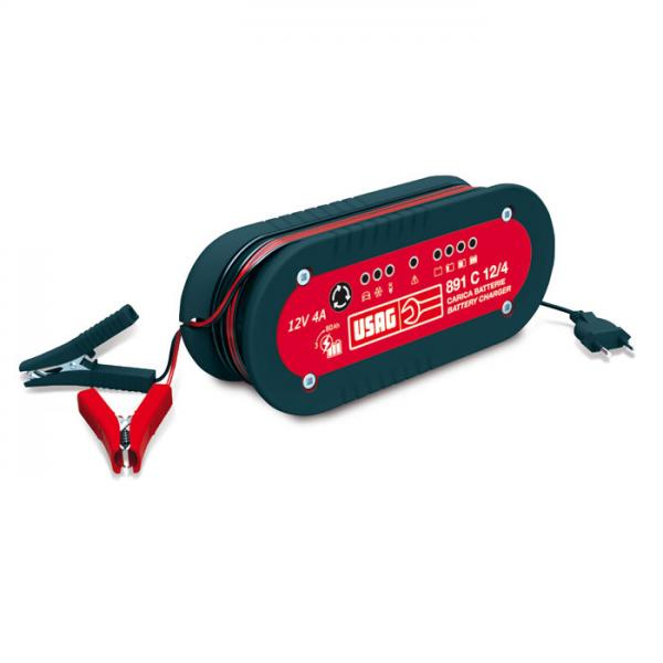USAG Battery chargers - 12 V/4A - 1