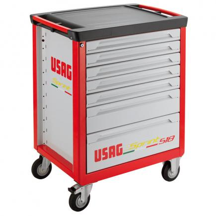 USAG Sprint roller cabinet - 7 drawers (empty) - 1