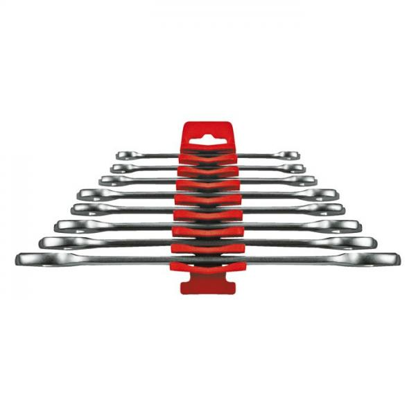 USAG Set of 8 double ended open jaw wrenches - 1