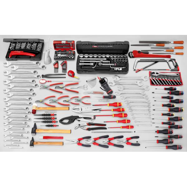 FACOM 202 piece mechanical tool set - 1