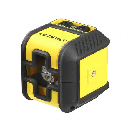 STANLEY STANLEY® CUBIX™ CROSS LINE GREEN BEAM LASER LEVEL - 1