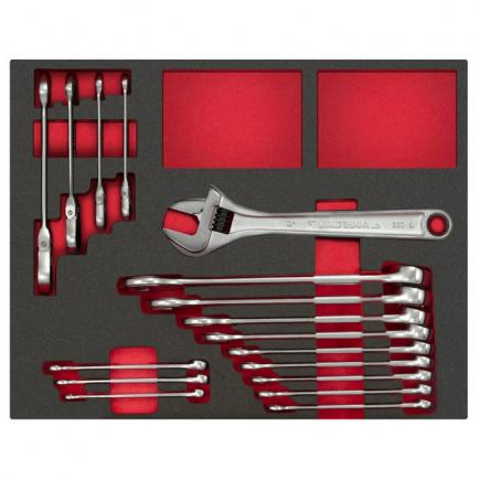 USAG Assortment with wrenches (17 pcs.) - 1