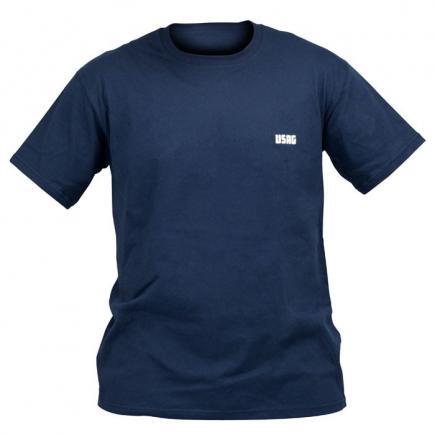 USAG Blue T-shirt, short sleeves - 1