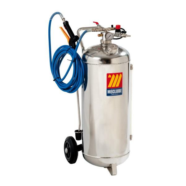 MECLUBE 051-1517-000 - Stainless steel pressure sprayer AISI 304 50 l With foaming device - 1