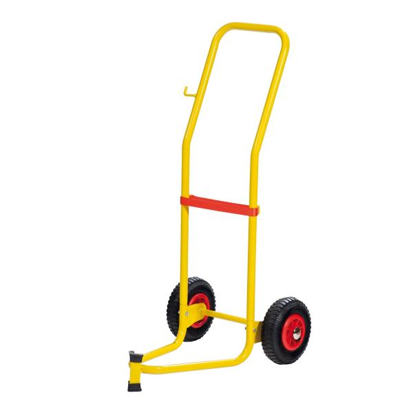 MECLUBE 030-1394-000 - Trolley for 50 60 Kg drums with band for fixing drums - 1
