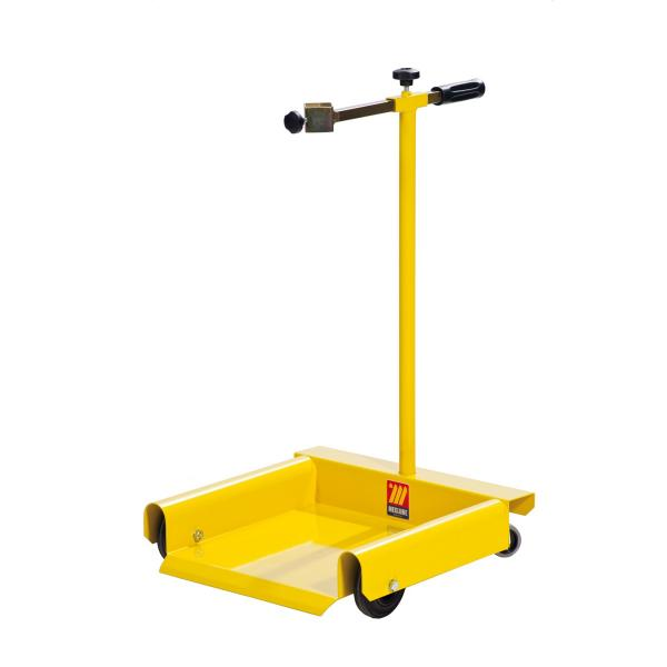 MECLUBE 030-1395-000 - Trolley for 50 60 Kg drums - 1
