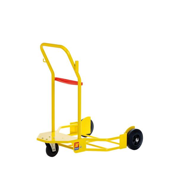 MECLUBE 030-1398-000 - Trolley for 180 220 Kg barrels with band for fixed barrels - 1