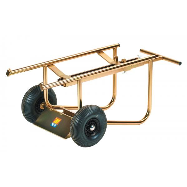 MECLUBE 030-1407-000 - Special trolley for 180 220 l barrels - 1