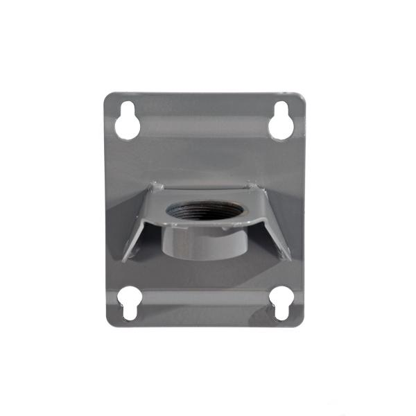 MECLUBE 025-1265-000 - Painted steel wall fixed bracket - 1