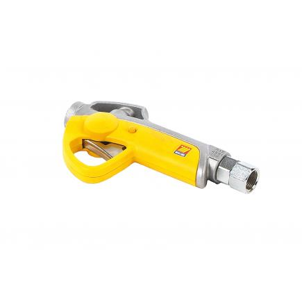 """MECLUBE Handle for oil dispensing nozzle Swivel joint F 1/2"""" - 1"""