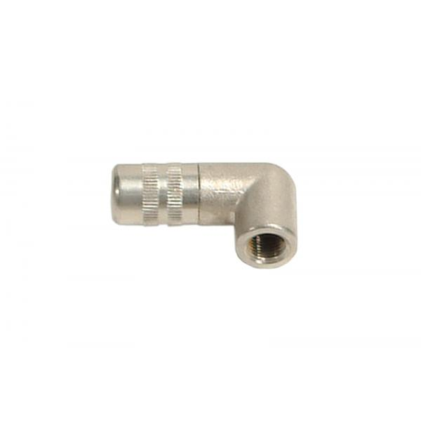 MECLUBE 014-1088-A00 - 4 jaws coupling 10x1 mm 90° - 1