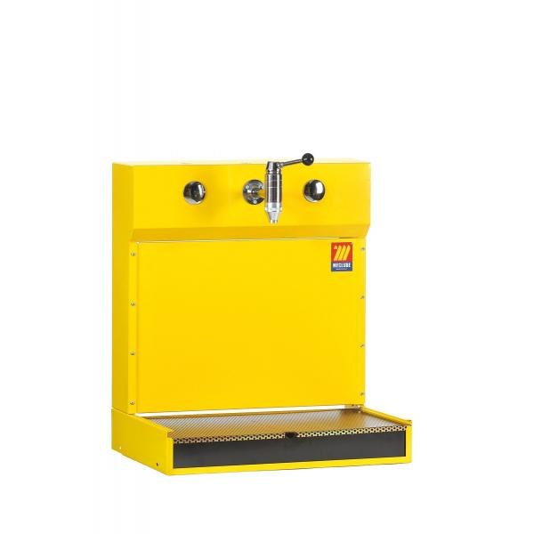 MECLUBE 027-1340-000 - Oil dispenser bar Removable basin for picking up drops - 1
