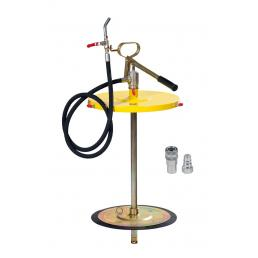 MECLUBE Manual transfer grease pump for drums of 50 60 kg - 1