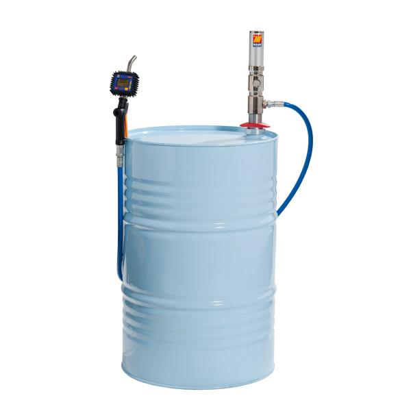 MECLUBE 029-1386-000 - Set for windscreen liquid for barrels of 180 220 l Mod. 501X ratio 1:1 Delivery capacity 35 l/min - 1