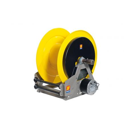 MECLUBE Industrial hose reels motorized electrical 12V FOR DIESEL 10 bar Mod. ME 630 - 1