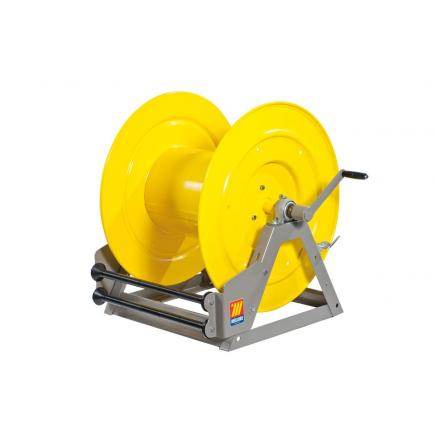 MECLUBE Industrial hose reels manual FOR AIR WATER 20 bar Mod. H 640 - 1