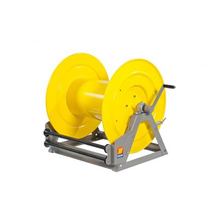 MECLUBE Industrial hose reels manual FOR AIR WATER 20 bar Mod. H 650 - 1