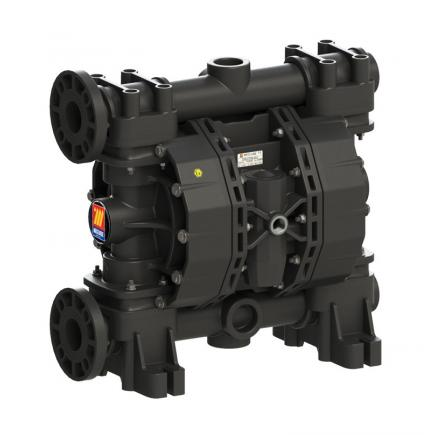 MECLUBE 028-P700-AB1 - Air operated double diaphragm pumps Mod  P700 in  POLYPROPYLENE Gasket in nbr