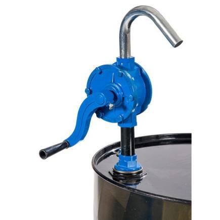 Meclube 027 3705 000 Alluminium Rotary Barrel Pump