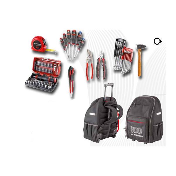 FACOM Assortment tools, come with free gift trolley - 1
