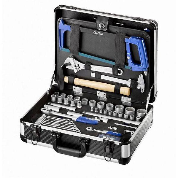 EXPERT X145 Suitcase with maintenance assortment, 145 pieces - 1