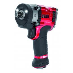 USAG Magnesium impact wrench with LED- extra compact - 1