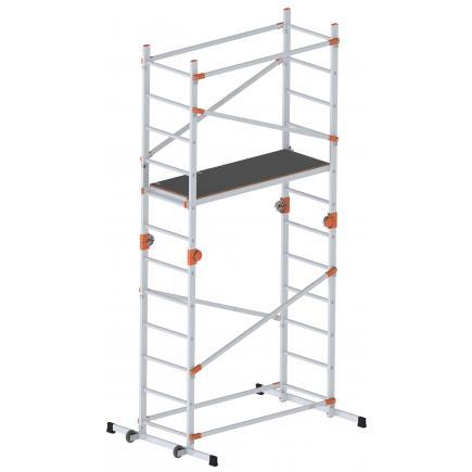 GIERRE Fast&Lock 200 Multifunction Aluminium Scaffolding - 5