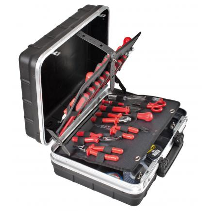 GT LINE Tool case made of thick polypropylene - 1