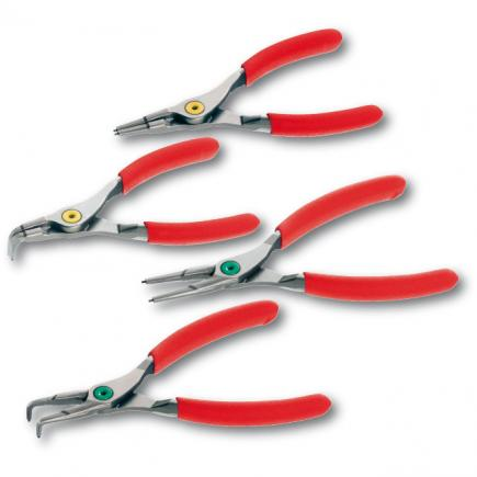 USAG Set of 4 pliers for circlips - 1