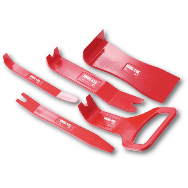 USAG Kit with 5 tools for plastic elements - 1
