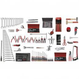 USAG Assortment for industrial maintenance (153 pcs.) - 1