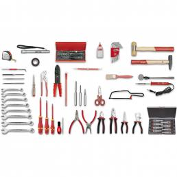 USAG 496 H Assortment for electrotechnics (94 pcs.) | Mister Worker®