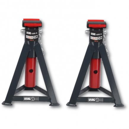 USAG Pair of jack stands 2,2 t - 1