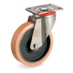 SERIES 63: Vulkollan® wheels, cast iron centre for sale ...