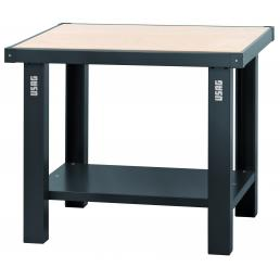 USAG Workbench with wooden top - 1