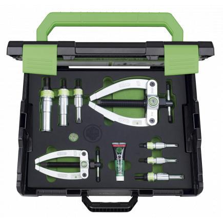 KUKKO Set of bearing extracting tools Mod. 25-A - 1