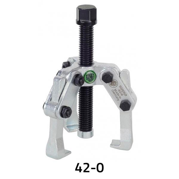 KUKKO Universal 3-jaw puller with swiveling jaws - 1