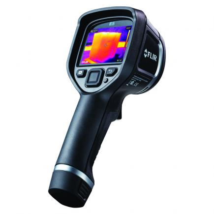 FLIR THERMAL CAMERA E5-XT, E6-XT and E8-XT WITH WI-FI AND MSX - 1