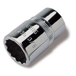 "USAG 3/8"" FullContact bihexagonal sockets - 1"
