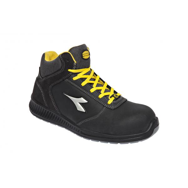 Safety Trainer Boots FORMULA MID S3 SRC