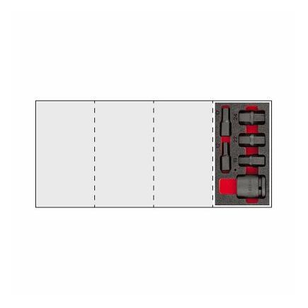 USAG Bit holders and impact inserts set (6 pcs) - 1