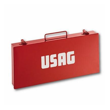 USAG SHEET STEEL BOX (EMPTY) - SIZE L - 1