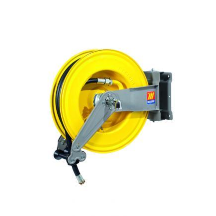 MECLUBE Diesel hose reel S-460 3/4'' no hose - 1