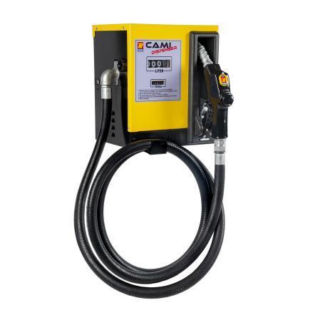 """MECLUBE Diesel transfer system """"Cami Dispenser"""" 100 lt/min 115V - 1"""