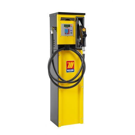 """MECLUBE Diesel transfer system """"Electronic Cami Dispenser"""" 70 lt/min 115V - 1"""