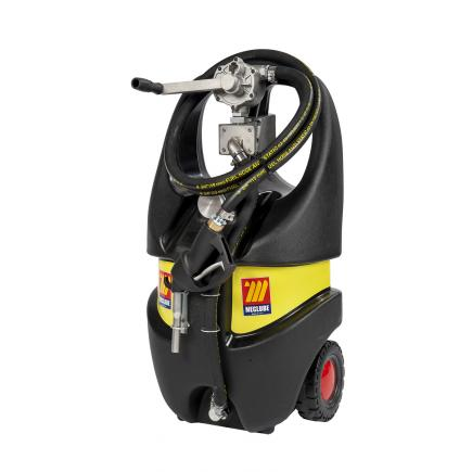 """MECLUBE Tank for diesel and gasoline transport """"Caddy"""" 55 lt manual nozzle - 1"""