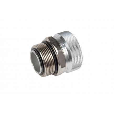 "MECLUBE Swivel connector M 1 1/2"" - F 1 1/2"" - 1"