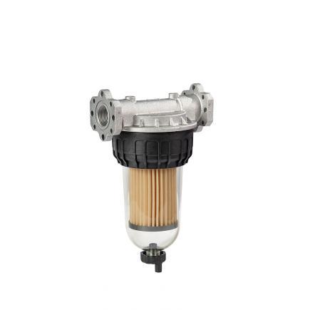 MECLUBE Impurities filter for diesel 70 l/min 5 µ - 1